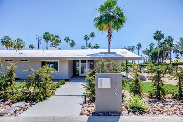 1166 Sagebrush Road, Palm Springs, CA 92264