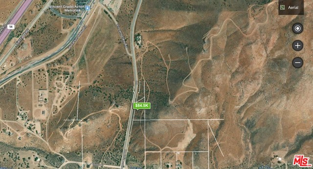 33540 Vac/Angeles Forest Hwy/V Dr, Acton, CA 93510 Photo 0