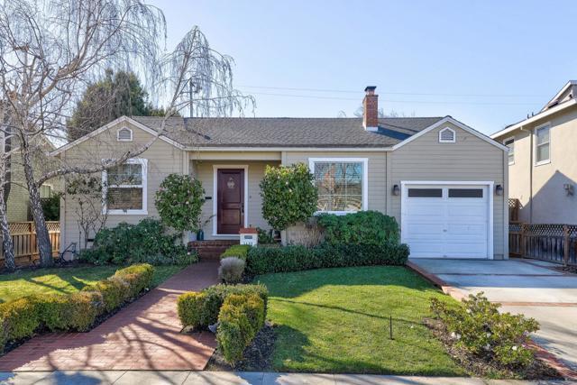 1132 Hawthorne Drive, San Mateo, CA 94402