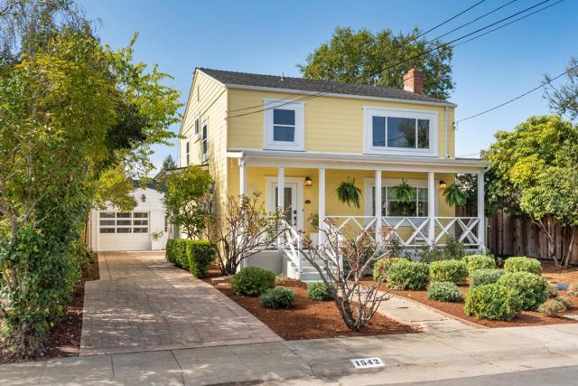 1542 Locust Street, San Mateo, CA 94402