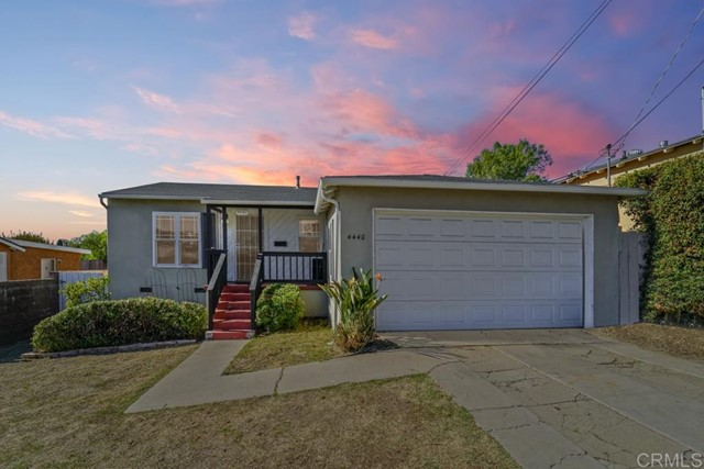 4440 Olive Ave, La Mesa, CA 91942