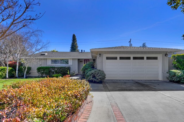 3727 Country Club Drive, Redwood City, CA 94061