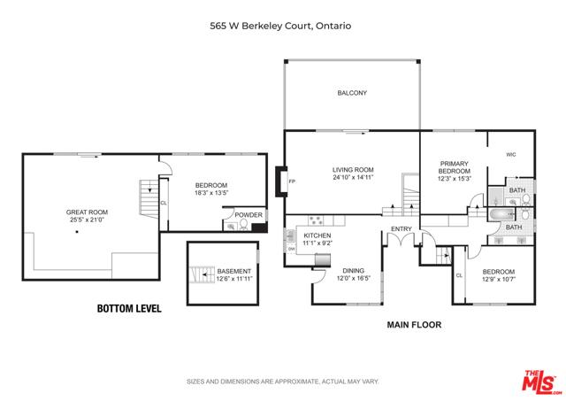 41. 565 W Berkeley Court Ontario, CA 91762