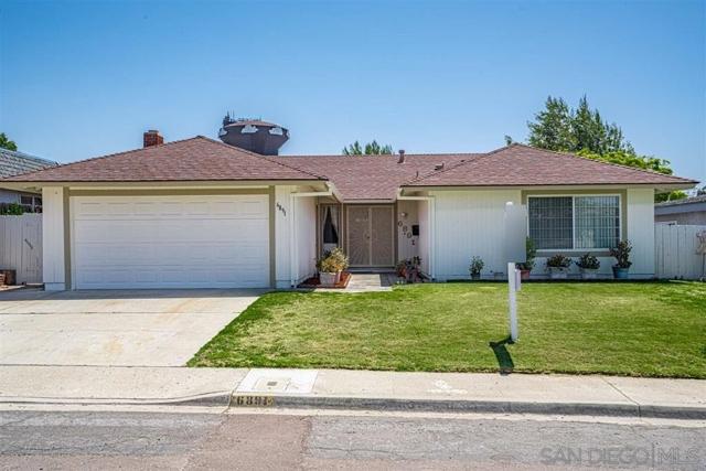 6891 Mewall, San Diego, CA 92119