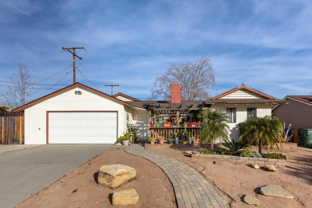 80 Madera Avenue, Ventura, CA 93003