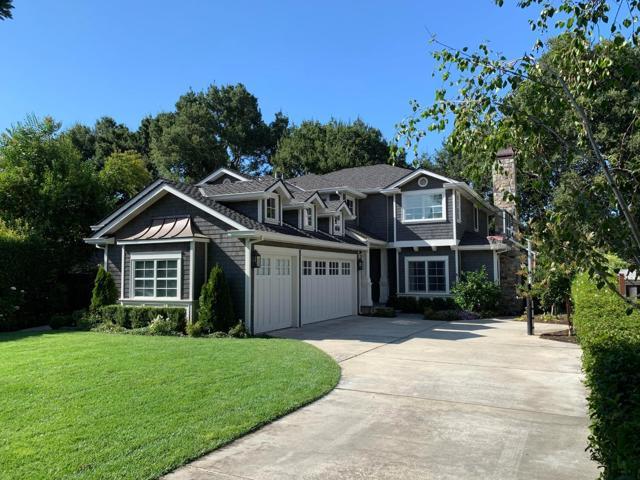 1265 Estate Drive, Los Altos, CA 94024