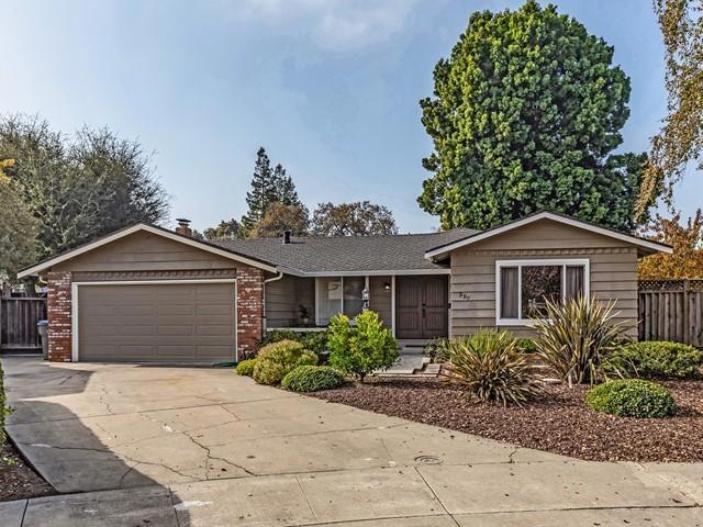 990 Scotsglen Court, San Jose, CA 95136