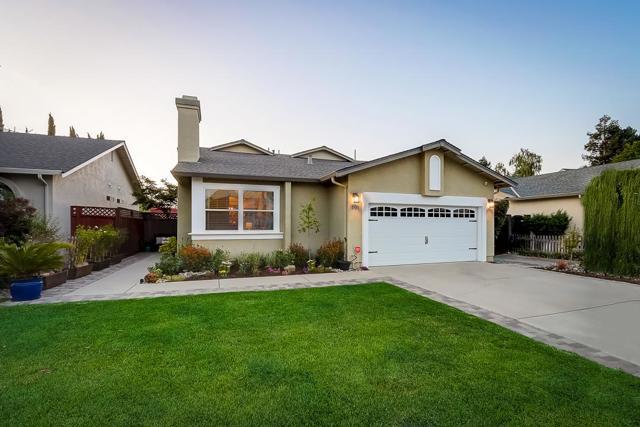 1191 Montmorency Drive, San Jose, CA 95118