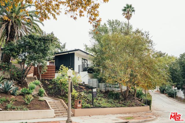 1587 LA LOMA Road, Pasadena, CA 91105