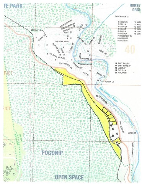 0 River, Santa Cruz, CA 95060