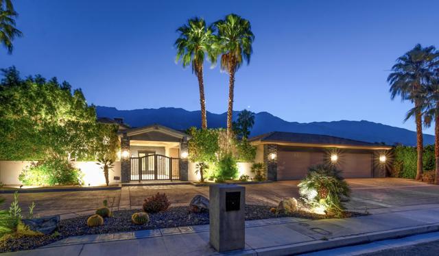 3223 Bogert Trail, Palm Springs, CA 92264
