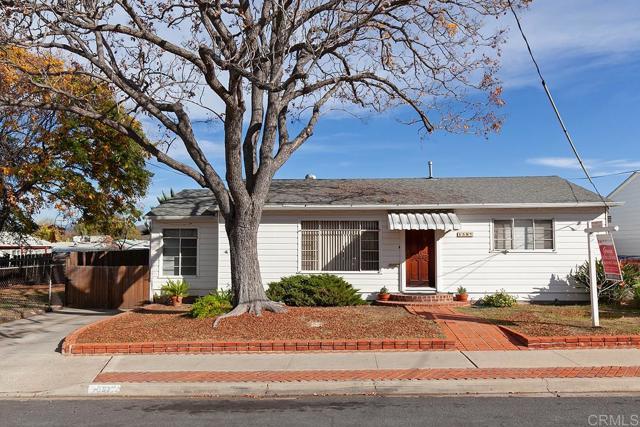 1597 Sierra Circle, El Cajon, CA 92020
