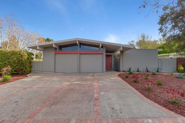 3340 Thomas Drive, Palo Alto, CA 94303