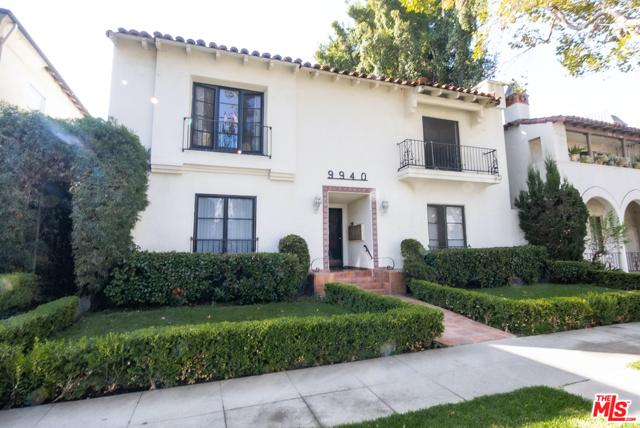 9940 Robbins Drive, Beverly Hills, CA 90212