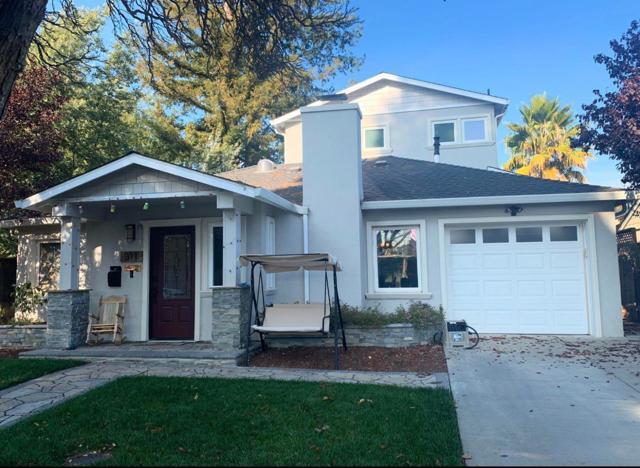 311 Fairfield Drive, San Carlos, CA 94070