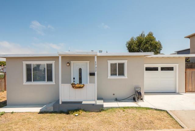 1732 Luxton Street, Outside Area (Inside Ca), CA 93955