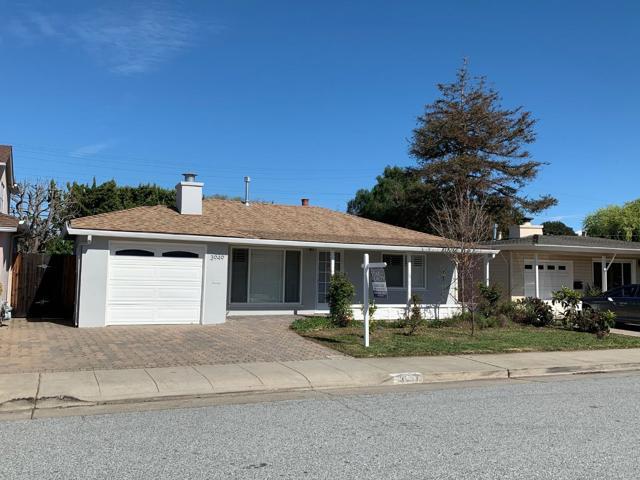 3949 Oneill Drive, San Mateo, CA 94403
