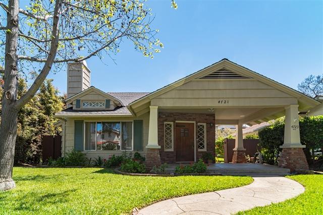 4721 Edgeware Rd, San Diego, CA 92116