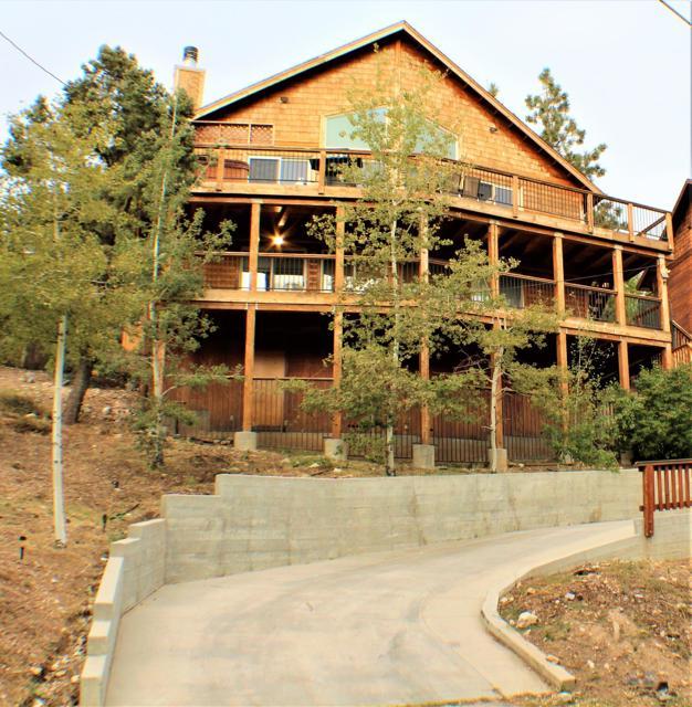 43453 Sheephorn Road, Big Bear, CA 92315