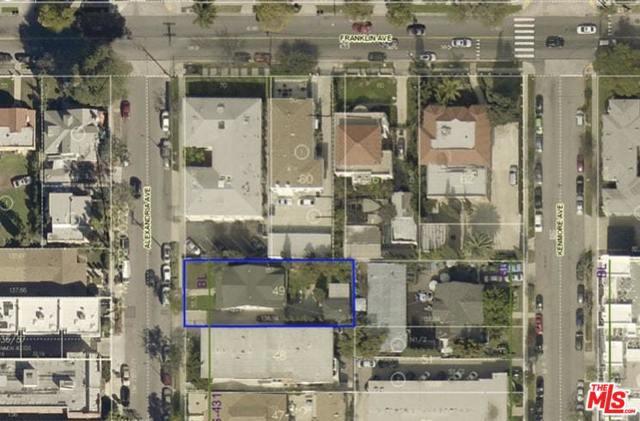 1844 N ALEXANDRIA Avenue, Los Angeles, CA 90027