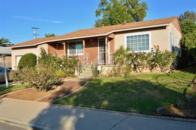 3311 54Th St, San Diego, CA 92105