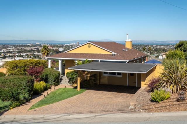 4001 Hacienda Street, San Mateo, CA 94403
