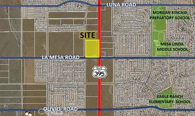 0 La Mesa Road, Victorville, CA 92392
