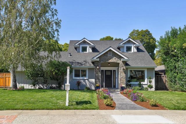 1561 Santa Inez Drive, San Jose, CA 95125