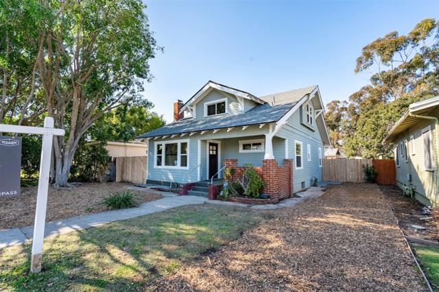 3168 Hawthorn St, San Diego, CA 92104
