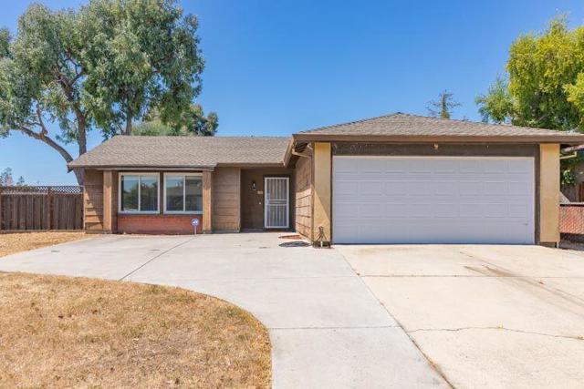 1557 Orangewood Drive, San Jose, CA 95121