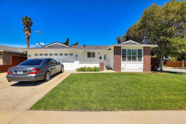 511 Tuscarora Drive, San Jose, CA 95123