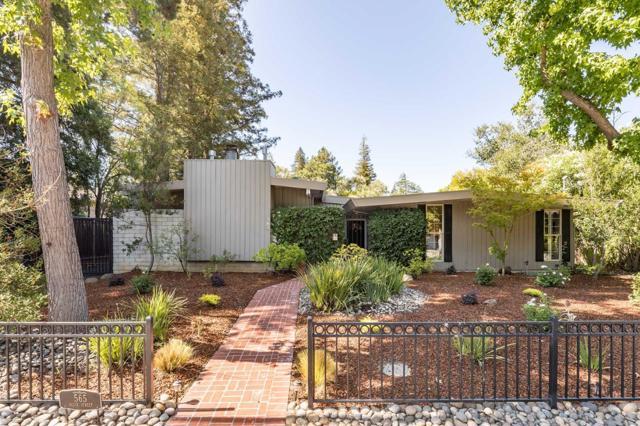565 Olive Street, Menlo Park, CA 94025