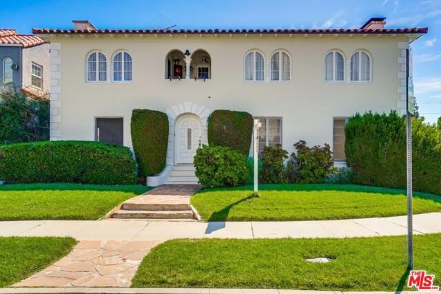 266 S MANSFIELD Avenue, Los Angeles, CA 90036