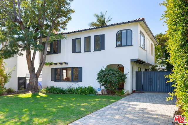 *BACK ON MARKET + MAJOR PRICE REDUCTION* Two Story Spanish, 5 BR 2.5 BA, large and spacious living room, dining room with lots of natural light, open kitchen to breakfast area on a large lot (6499 ft).  Located in excellent location in the Alphabet Streets, one of Pacific Palisades favorite family-oriented community.   Close to everything the Caruso Village offers: shopping in multiple specialty stores, restaurants to delight any food cravings, and The Bay Cineplex Theater.  Also, accessible and easy reach to nearby Century City, Beverly Hills, the Beach, hiking trails, schools, Palisades Park, Will Rogers Park, library and transportation.
