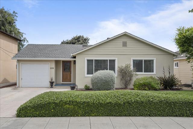 229 Duane Avenue, Sunnyvale, CA 94085
