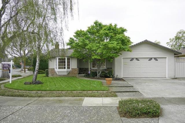 168 Donner Court, Sunnyvale, CA 94086