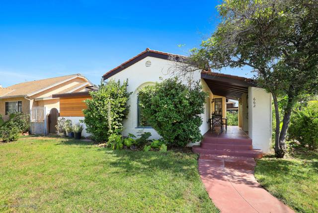 662 W Dryden Street, Glendale, CA 91202
