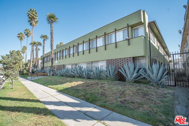 4024 NICOLET Avenue, Los Angeles, CA 90008