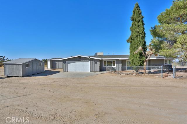 10424 Silver Rock Road, Pinon Hills, CA 92372