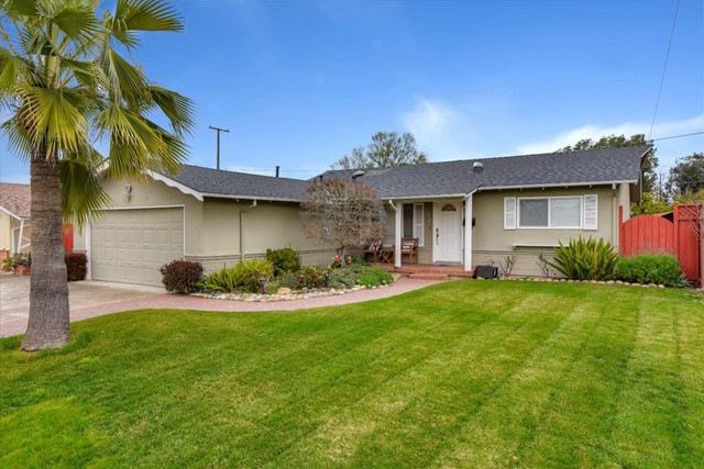 1670 Meadowlark Lane, Sunnyvale, CA 94087