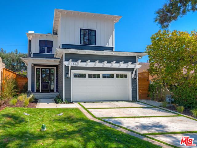 814 HARTZELL Street, Pacific Palisades, CA 90272