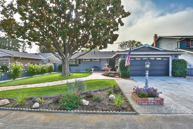 1442 Pinehurst Drive, San Jose, CA 95118