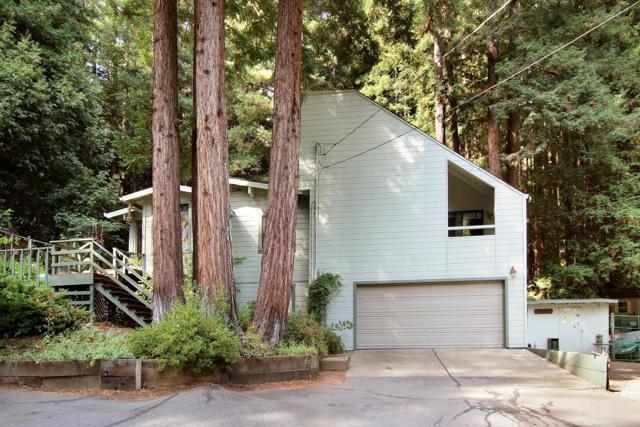 431 Vine Hill Road, Santa Cruz, CA 95065