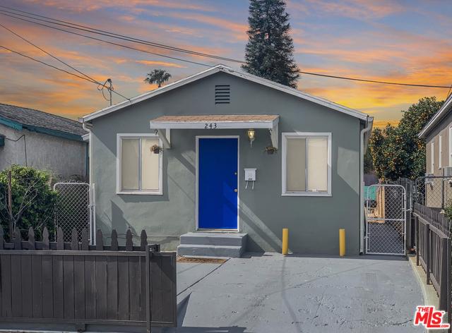 243 S KERN Avenue, Los Angeles, CA 90022