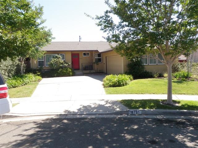 8761 Chantilly Ave., San Diego, CA 92123