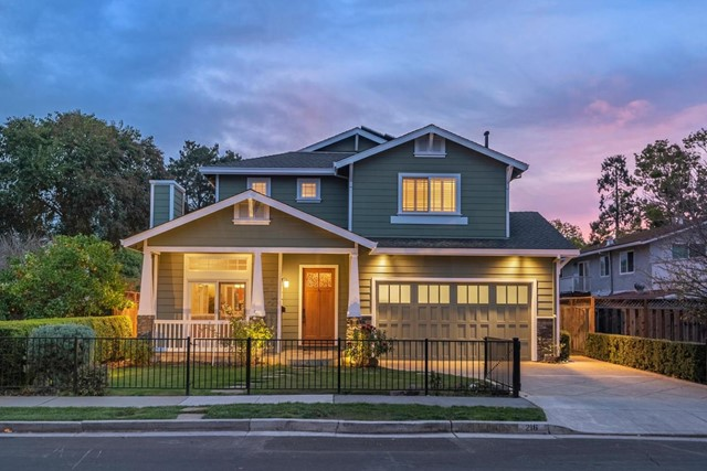 216 Latimer Avenue, Campbell, CA 95008