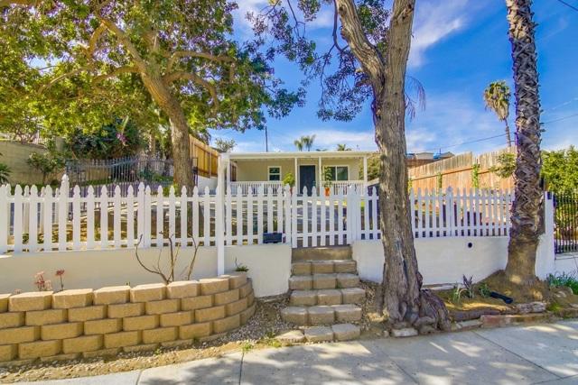1026 40th Street, San Diego, CA 92102