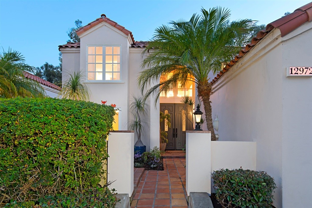 Offered from $1,250,000 to $1,350,000. Enjoy Resort-Style living in this rarely available coastal haven! Located in Del Mar School district west of 5 & a mile from Torrey Pines State Beach in the gate-guarded community of Pointe Del Mar, w/2 lighted tennis courts, pool & spa. Many designer upgrades throughout, including french doors, wood floors, crown molding, fresh paint, shutters, remodeled baths & new Wolfe cook top! Versatile floor plan offers 1 option room & full bath down plus 3 Bedrooms & loft up.  Welcome to Point Del Mar; a Mediterranean designed gated community of 98 homes, strategically located only 1 mile from Torrey Pines State Beach and the magnificent Pacific Ocean in the award winning Del Mar Unified School District! In addition to the beautiful mature grounds, amenities include stunning views of the Pacific Ocean and wetlands, pool, spa, two lighted tennis courts, and a basketball hoop. The surrounding community includes three local shopping centers, premium hotel chains, quality restaurants, championship golf courses, and world renowned medical facilities. Custom and designer features added to the property include: *Moving furnace to the attic, freeing up space for the addition of a walk-in closet in the front bedroom. *Rerouting copper hot and cold water from under slab to the attic. *Adding a hot & cold water outdoor shower.  *Installed cabinets, sink and counter to the laundry room.  *Widening the family room and opening wall to the kitchen.  *The kitchen was reconfigured, adding a built-in refrigerator, double oven, 2 sinks, pot filler faucet at the stove and hot water dispenser.  *A new professional Wolfe gas cooktop was added recently.  *Built-in cabinets and bookshelves added to the family room.  *Built-in lighted china cabinets with wine storage and pantry added in the dining room.  *Structural beam ceiling added to the dining room allowing the addition of approximately 150 feet of living space, and a new loft with walk-in closet upstai...
