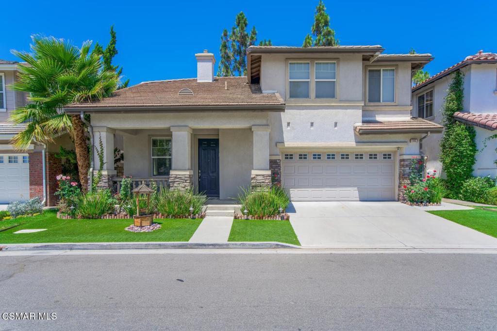 1165     Oleander Way, Simi Valley CA 93065