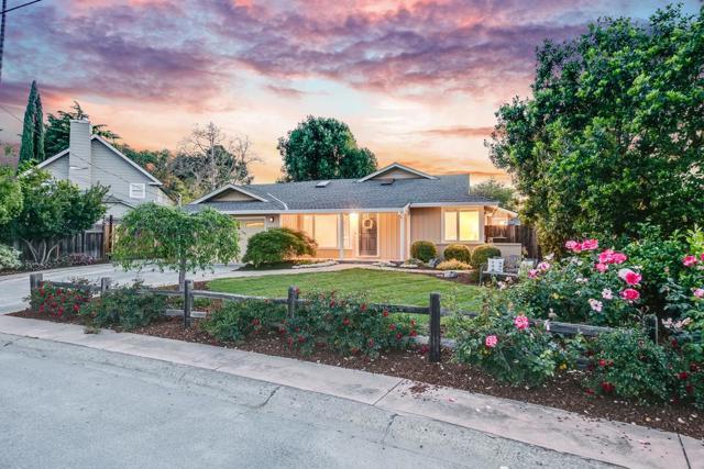 14851 Sandy Lane, San Jose, CA 95124